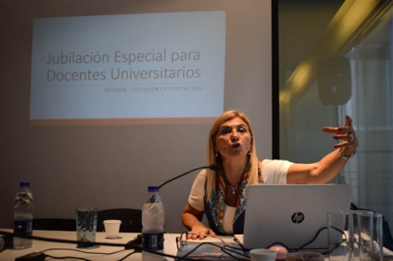 Jubilación especial para docentes de universidades nacionales